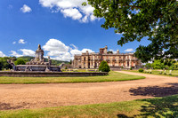 Flora Fountain, Witley Court, Worcestershire, England, July 2017