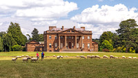 Berrington Hall, Herefordshire, July 2017