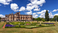 Witley Court and Garden, Worcestershire, England.