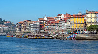 Ribeira Waterfront, Porto, Portugal, September 2018