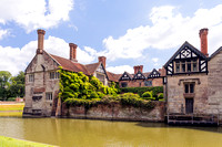 The Moat, Baddesley Clinton Manor House, July 2017