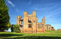 Leicester`s Building, Kenilworth Castle, Warwickshire.
