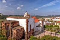 Silves Cathedral, Algarve, Portugal, May 2018
