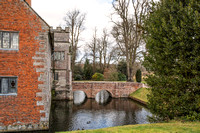 Baddesley Clinton, Warwickshire, January 2017